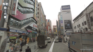 Illustration for article titled Tour Tokyo's Tech Paradise, Now On Google Street View