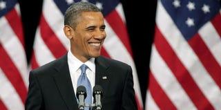 President Obama (John Gurzinski/Getty Images)