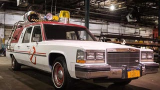 The New <i>Ghostbusters </i>Have Revealed Their Ecto-1