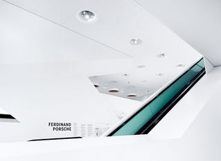 Illustration for article titled Porsche Museum Gallery