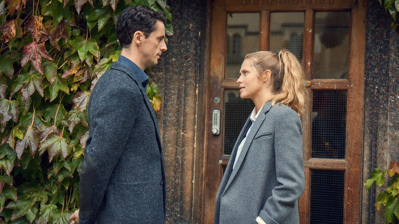 Matthew Goode and Teresa Palmer star in A Discovery Of Witches