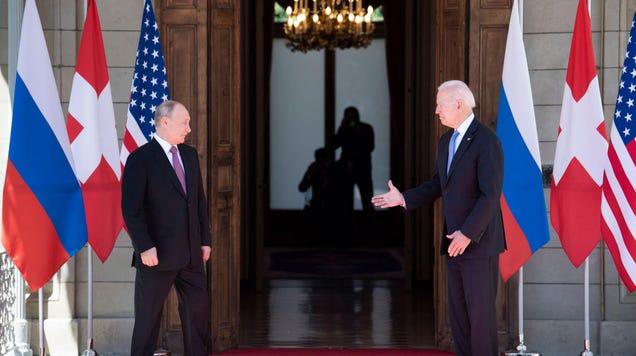 C mon, Man! Biden Asks Putin to Crack Down on Ransomware Hackers (Again)
