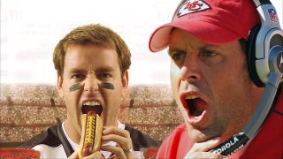 Illustration for article titled You Gonna Eat That, Bro? Your NFL Late Games Open Thread