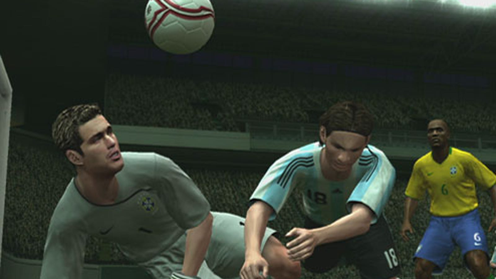 PES 2009: If Only Watching Real Soccer Was This Fun
