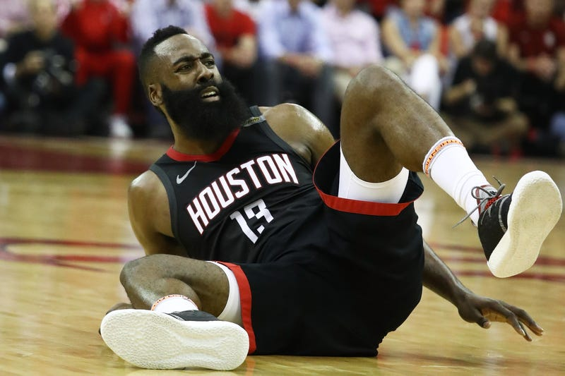 Illustration for article titled The Rockets Missed 27 Straight Threes Because Sometimes Shit Happens