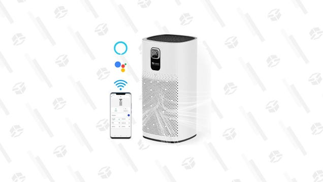 Save $40 on Proscenic s A9 Smart Air Purifier for Cleaner Breathing and Peace of Mind