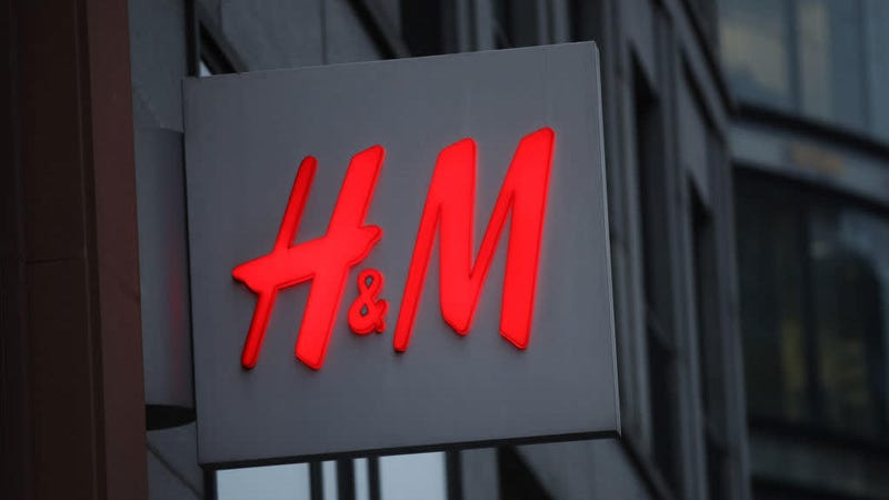 Illustration for article titled H&M Is Being Sued for Keeping Track of Employees Using Their Fingerprints