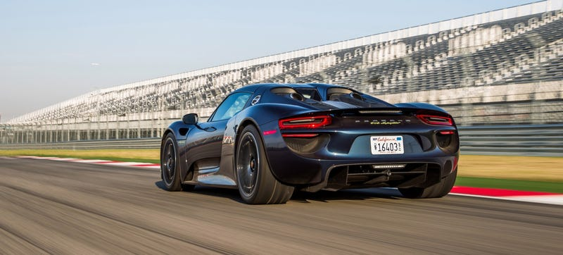Porsche 918 Proves 060 Times Are Total Bullshit