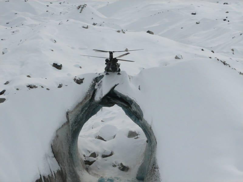 Illustration for article titled Helicopterlopnik