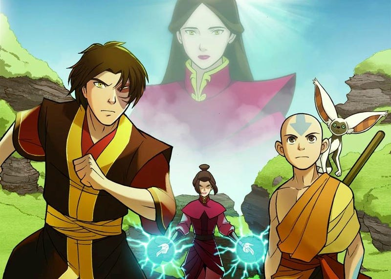 Illustration for article titled Will the fate of Zuko's mom from Avatar: The Last Airbender finally be revealed in This Week's Comics?