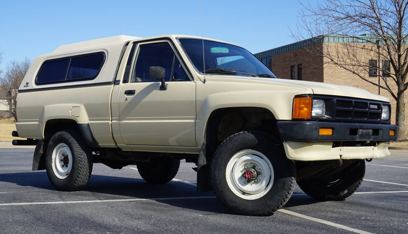 1987 toyota pickup 4x4 parts