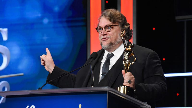 """Illustration for article titled Guillermo del Toro rallies for optimism in powerful new essay: """"No hope is ever too small"""""""