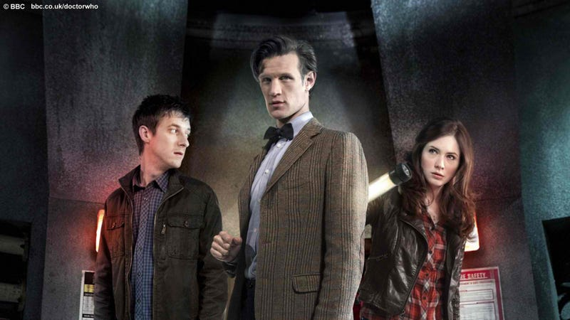 Illustration for article titled A Doctor Who Story that Doesn't Need the Doctor