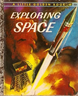 Illustration for article titled Exploring Space (1958)