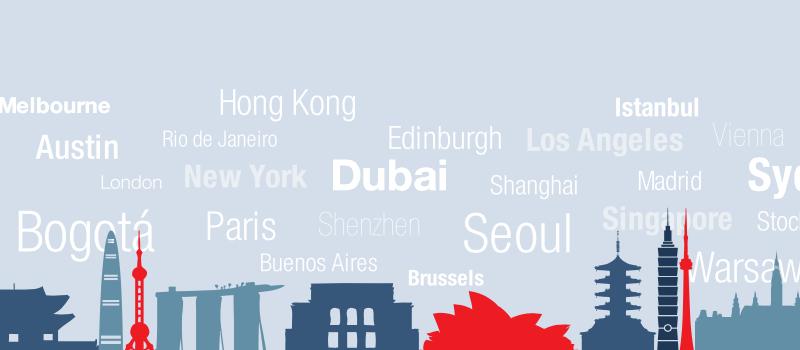 Illustration for article titled ¿En qué ciudad del mundo deberías vivir? Esta web lo calcula según tus intereses