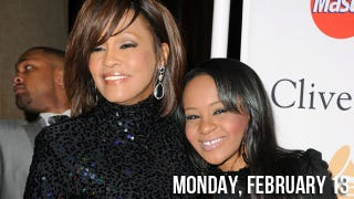 Illustration for article titled Whitney's Daughter Bobbi Kristina Also Found Unconscious in Hotel Bath