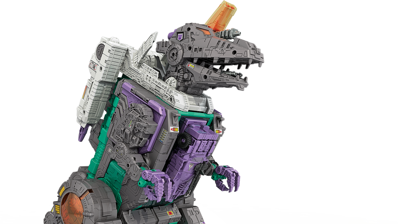 Illustration for article titled Transformers' New Trypticon Is The Biggest Decepticon Ever Made