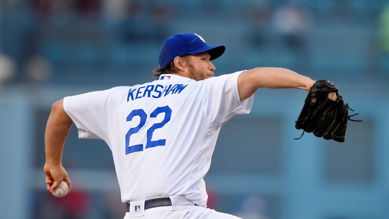 Illustration for article titled Clayton Kershaw Is An Apex Predator