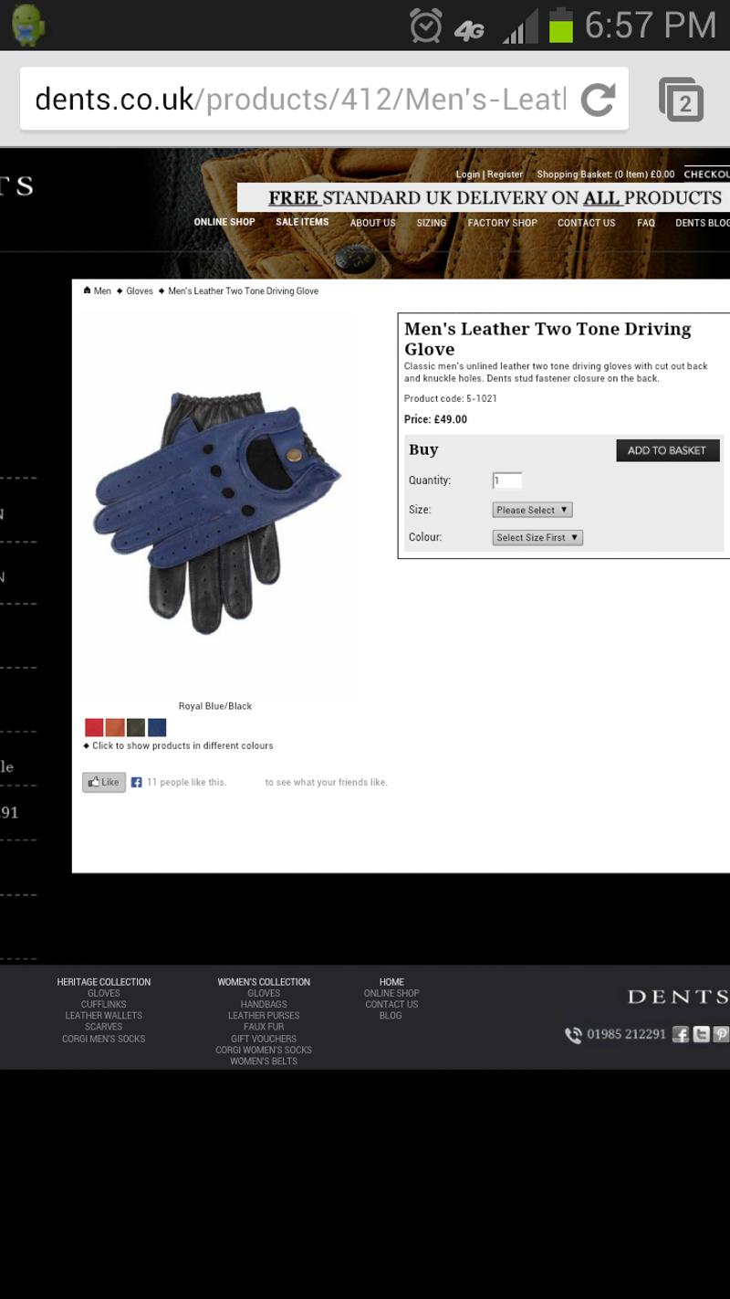 Driving gloves jalopnik - Driving Gloves Jalopnik 20