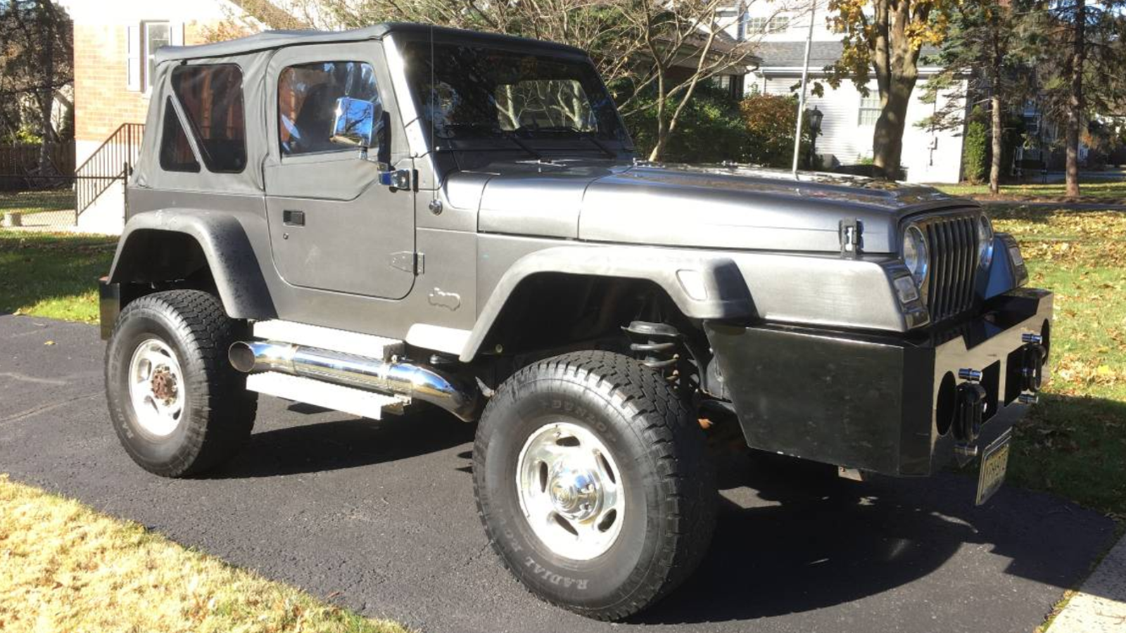 i want to love this jeep wrangler ram 2500 hybrid but it 39 s. Black Bedroom Furniture Sets. Home Design Ideas