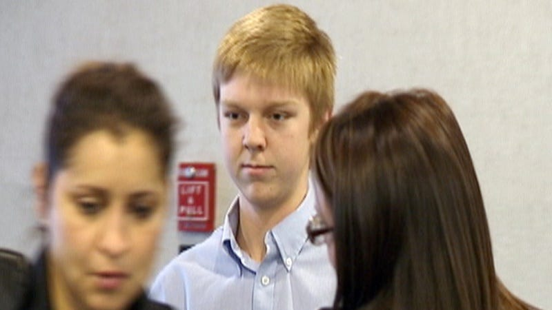 Illustration for article titled 'Affluenza' Teen, Ethan Couch, Caught After Ordering Domino's Pizza