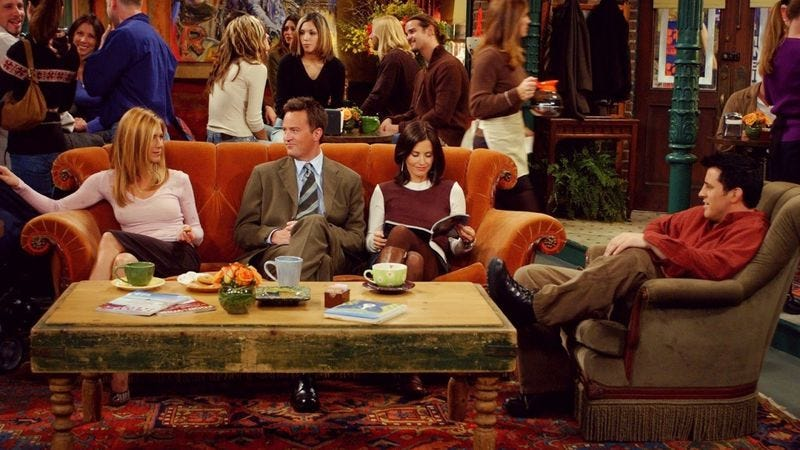 Illustration for article titled Warner Bros. is celebrating Friends by opening a real Central Perk in New York