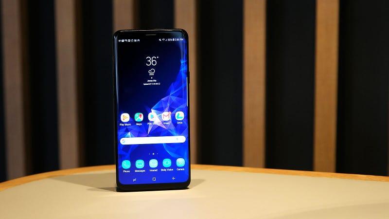 Illustration for article titled Varios usuarios se quejan de que hay zonas muertas en la pantalla táctil de su nuevo Galaxy S9