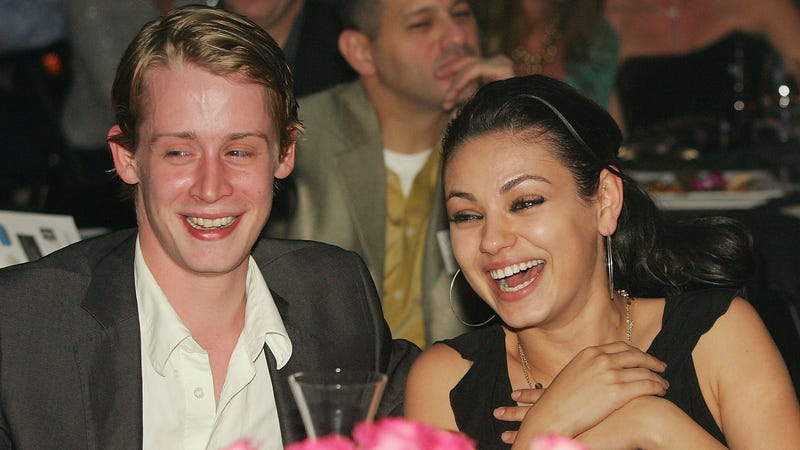 Illustration for article titled What 'Fucked Up' Thing DidMila Kunis Do That Ended Her Relationship With Macaulay Culkin?