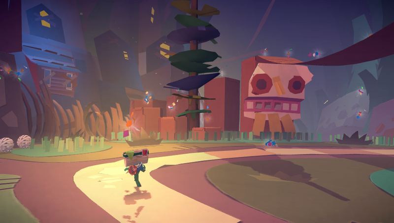 Illustration for article titled Tearaway Is The Best Thing I've Played On the Vita