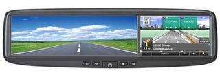 Illustration for article titled Rear-View Mirror GPS To Come to US, Named SmartMirror