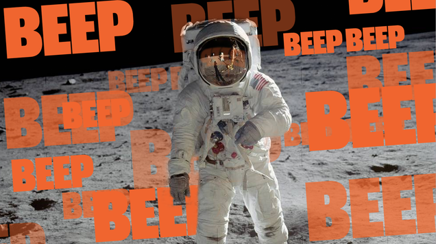 There s An Actual Name And Reason For Those Beeps You Hear In Recordings Of Astronauts In Space