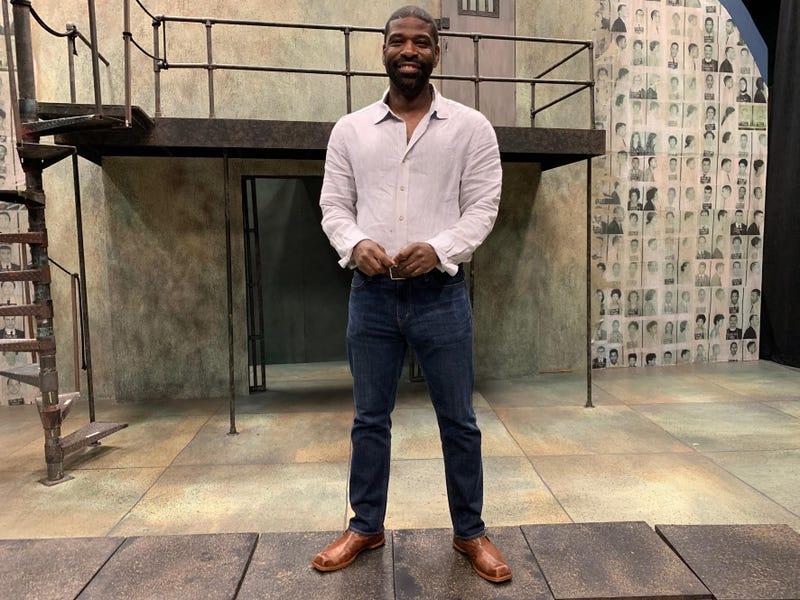 Ekundayo Bandele, founder of Hattiloo Theater, on Thursday, May 16, 2019.