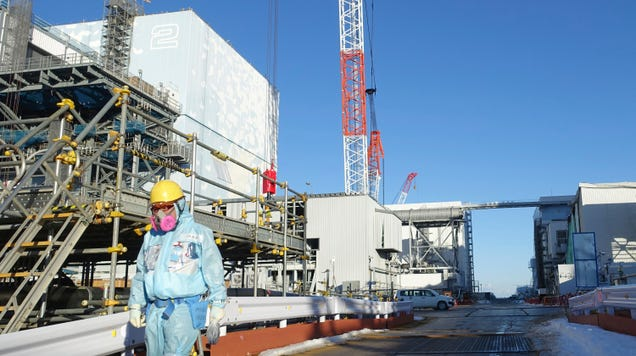 Remote-Controlled Probe Picks up Radioactive Debris at Fukushima for the First Time