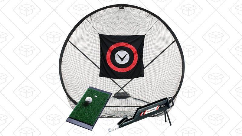 Sistema de práctica de golf Callaway, $113