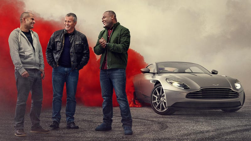 Illustration for article titled TopGear MkIV will arrive in Britain March 5th and US March 13th.