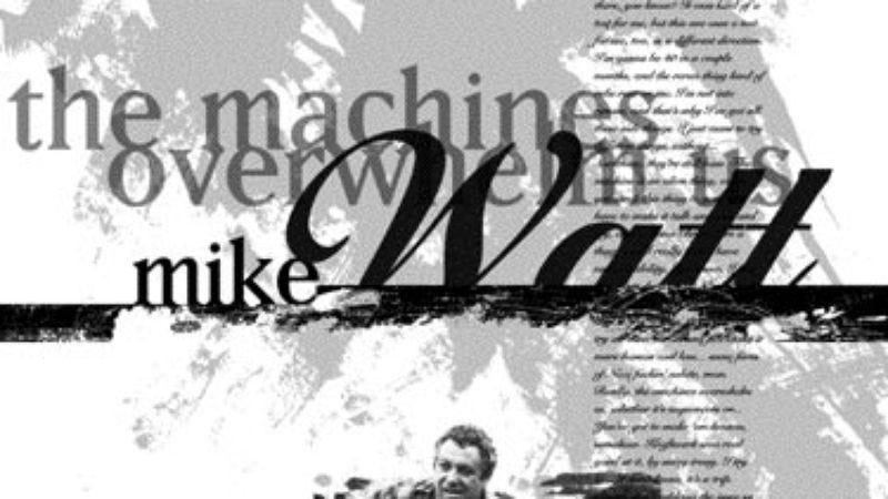 Illustration for article titled Mike Watt