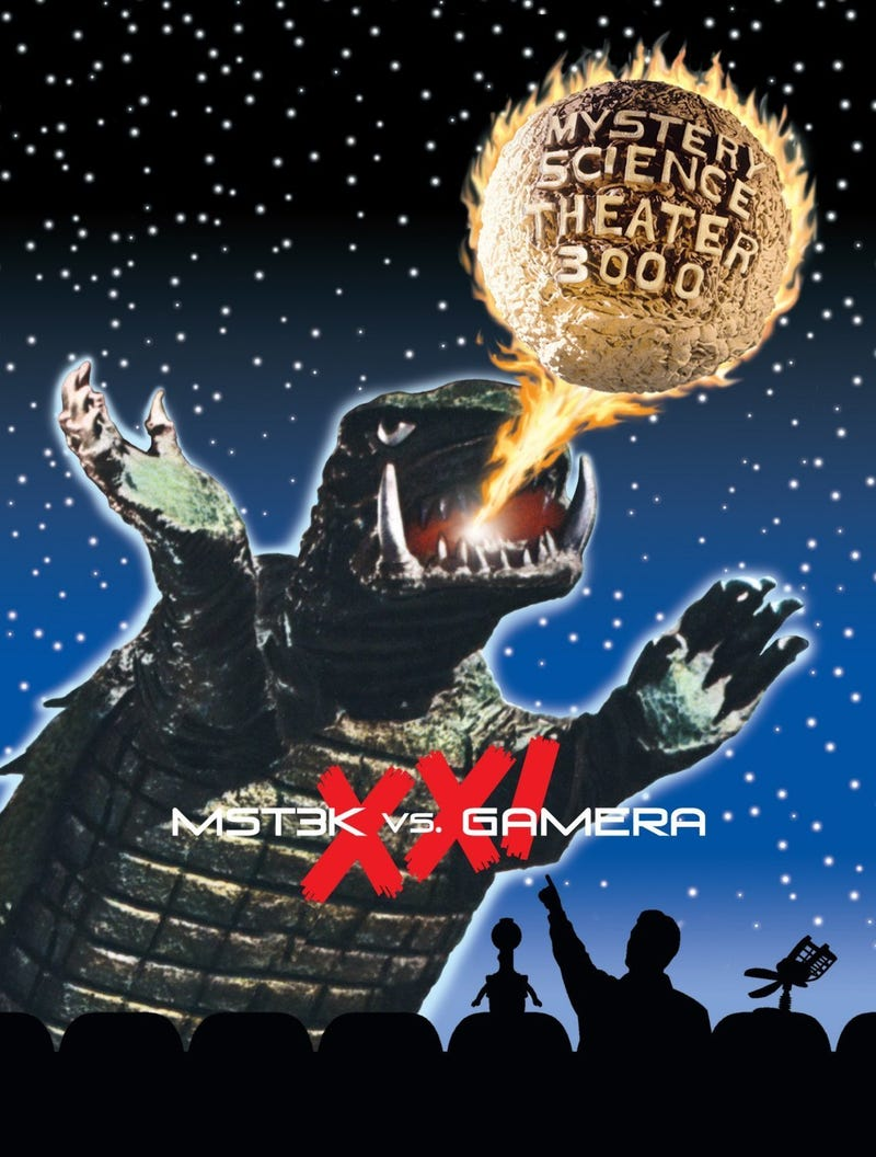 Illustration for article titled Huge Amazon MST3K sale