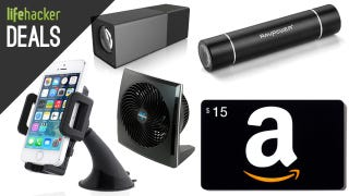 Illustration for article titled Deals: Spend $50 on Household Goods, Get a $15 Amazon Card, Lytro Cam