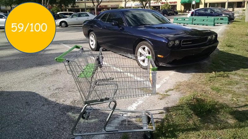 Illustration for article titled 2014 Publix Shopping Cart: The Oppositelock Review