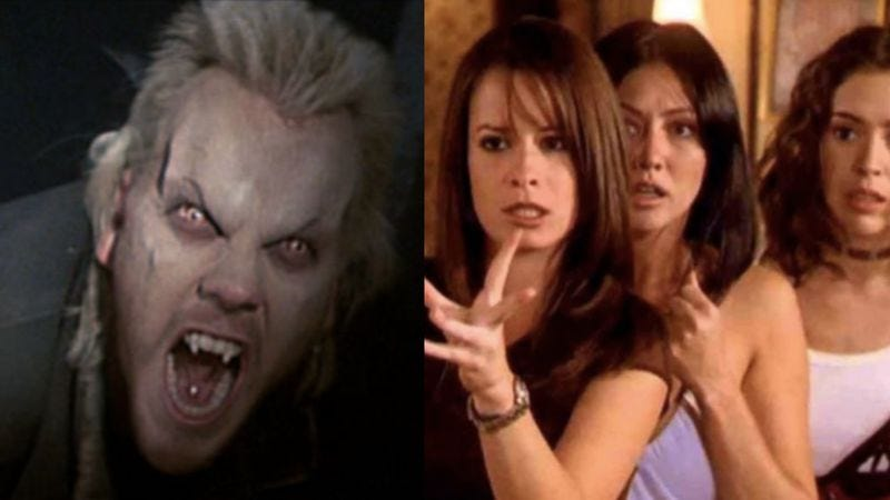 The Lost Boys, Charmed