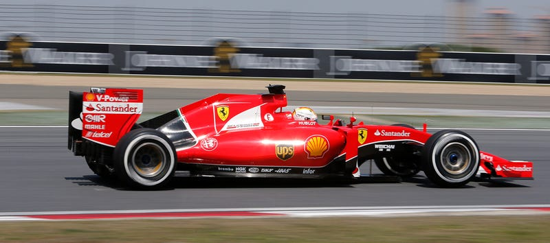 Illustration for article titled El meme que casi termina en un coche de F1 tras un concurso en Internet