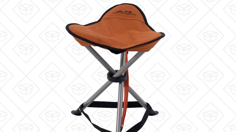 ALPS Mountaineering Tri-Leg Stool, $9
