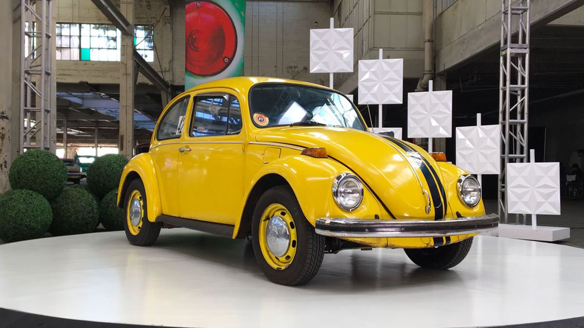 My Beetle And I Will Be On Television So Please Prepare Accordingly