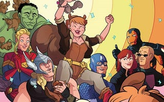 Illustration for article titled More Squirrel Girl Is Coming!