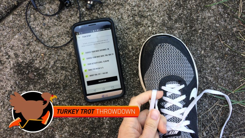 Illustration for article titled Introducing the Turkey Trot Throwdown: Let's Run Together