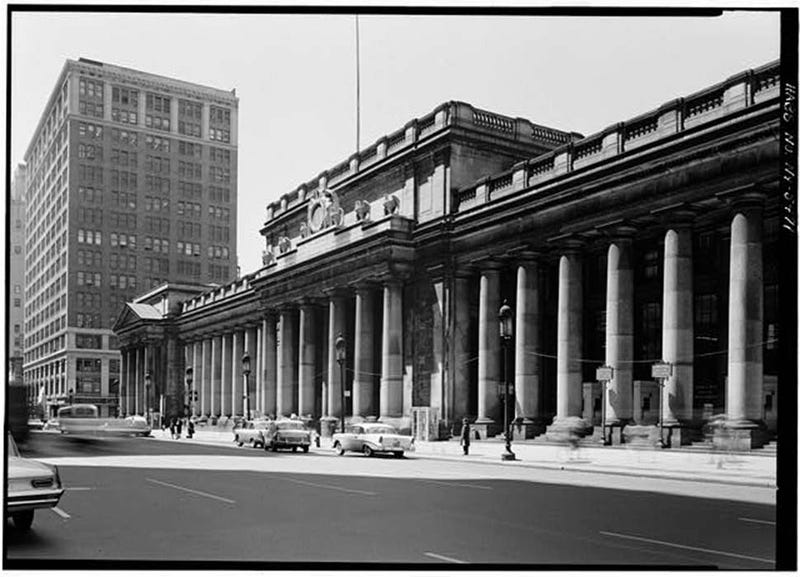 Illustration for article titled The Original Penn Station Was Demolished 50 Years Ago Today