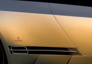 Illustration for article titled Giugiaro Continues To Tease, Releases Another Mystery Concept Photo Ahead of Geneva