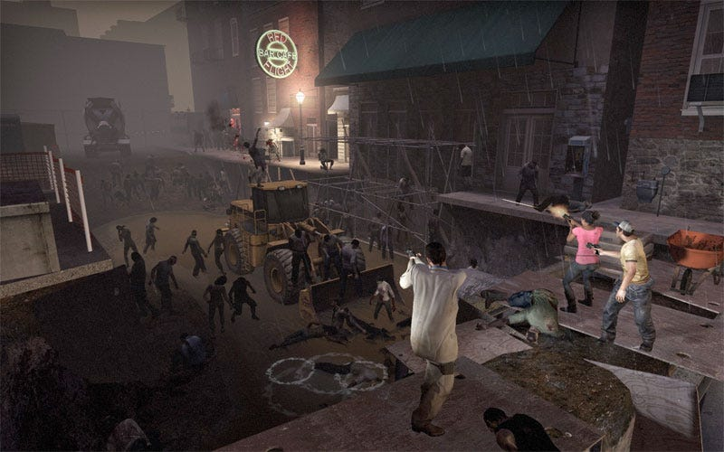 "Illustration for article titled Left 4 Dead 2's ""The Passing"" Adds New Game Modes. Plural."