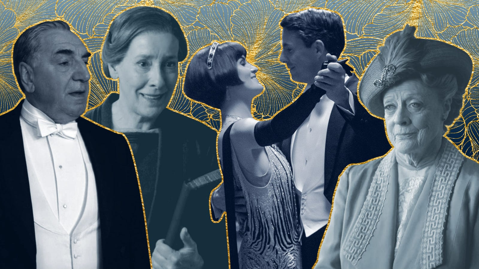 """What is a weekend?"": A catch-up guide to Downton Abbey's cast and characters"
