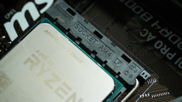 AMD Is Sticking With Its AM4 Socket and That s Great If You Want to Build a PC